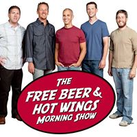 Free Beer &amp Hot Wings Live Show