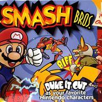 Super Smash Bros (N64) Tournament