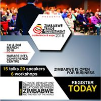 Zimbabwe Trade and Investment Expo 2018