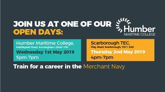 Open Event for Engineering Cadetships at Immingham and Scarborough
