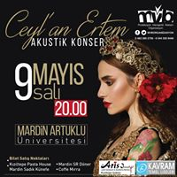 Ceylan ERTEM Mardin Konseri