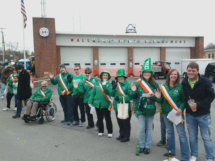 Wallkill St. Patricks Day Parade