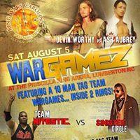 19 Years Of RWC presents Wargamez