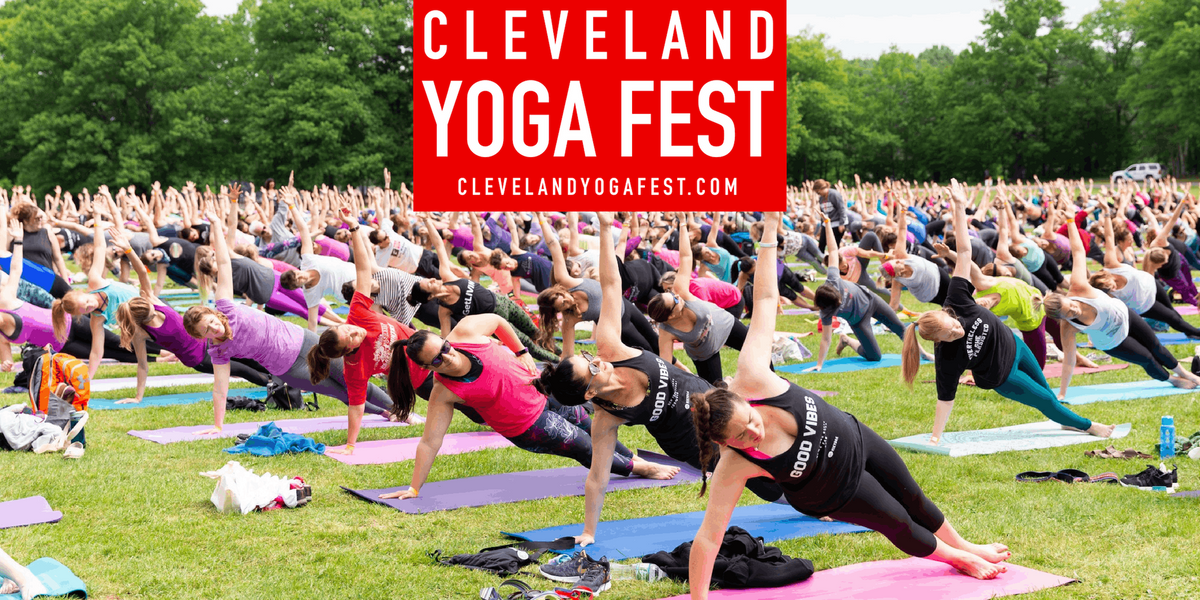f4bcbaffe0ff0 Cleveland Yoga Festival Presented by Hikyoga at Edgewater Park ...