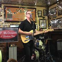 JP McDermott Rocks The Deli