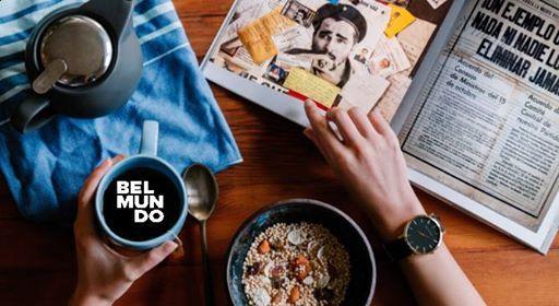 Ontbijt met een Rebel - Belmundo 2019