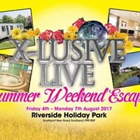 X-Lusive Live Summer Weekend Escape