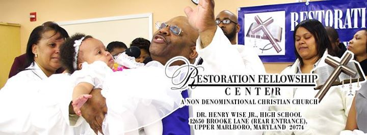 Building Fund Drive For A New Restoration Fellowship Center