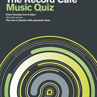 The Record Caf Music Quiz