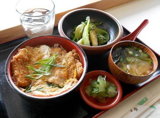 Cooking w. Youko I Donburi Melody Katsudon Oyakodon & Tofudon