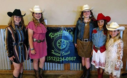 2019 Burnet County Rodeo Pageant