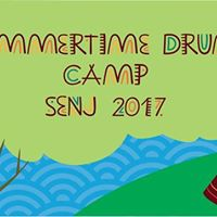 Summertime drum camp - Senj 2017