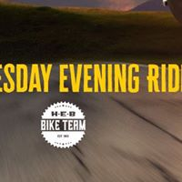 Wednesday Night Bike Ride - See Below to RSVP for Ride