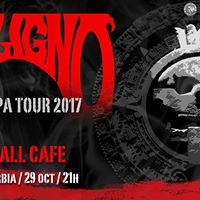 Maligno Europa Tour 2017 - Ni Serbia