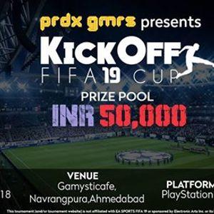 KickOff FIFA 19 Cup - Ahmedabad