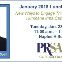 New Ways to Engage Through a Crisis Hurricane Irma Case Study
