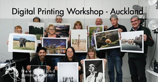 1-Day Printing Workshop
