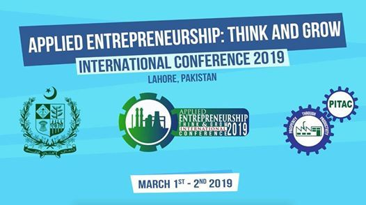 Applied Entrepreneurship Think & Grow International Conference