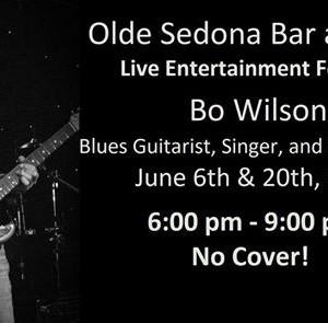 Bo Wilson Live