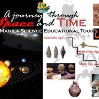 Astronomy &amp Anthropology Manila Science Educational Tour