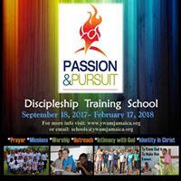 Passion &amp Pursuit Discipleship Training School 2017