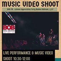 Medina Entertainment Center - Performance &amp Music Video Shoot