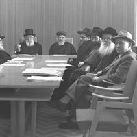 Past &amp Present of Israeli Chief Rabbinate