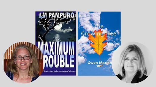 Local Author Spotlight LM Pampuro & Gwen Mariani