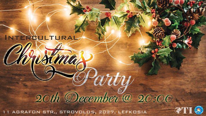 Intercultural Christmas Party