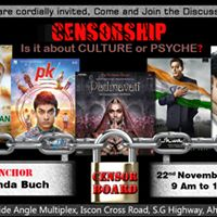 34th IMP Censorship-Is It About Culture Or Psyche