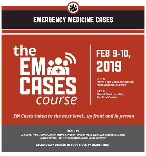 EM Case Course 2019