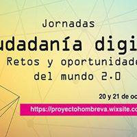 Jornadas &quotCiudadana digital retos y oportunidades del 2.0&quot