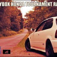Playbox Honda Tournament Race
