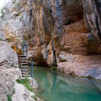 Excursin a los Estrechos del ro Ebrn (Teruel)
