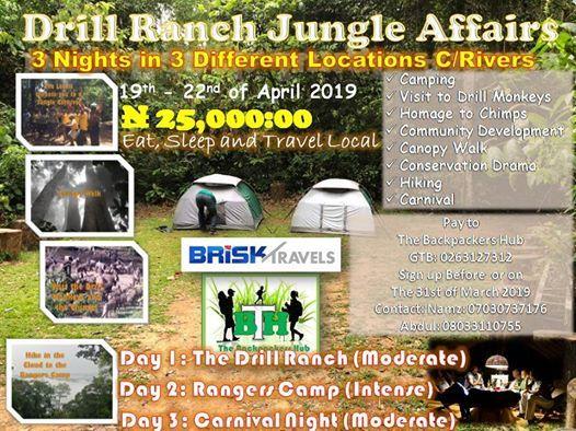 Drill Ranch Jungle Adventures