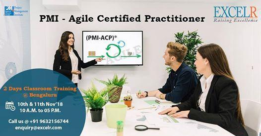 PMI - Agile Certified Practitioner (PMI-ACP)
