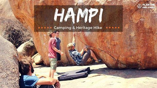 Explore Hampi Heritage Hike