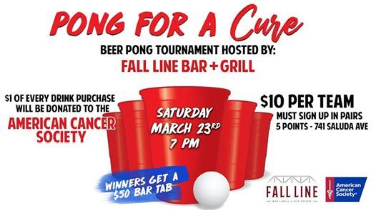 Pong for a Cure