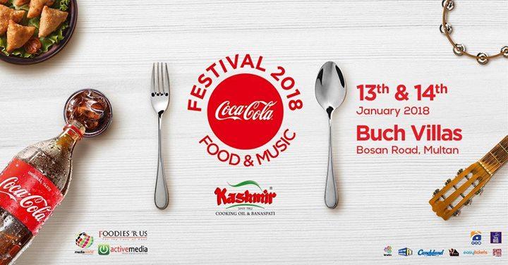 Coke Fest Multan 2018