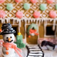FARGO Yeobo Sweet Shop Gingerbread House Workshop adults only