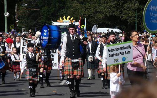 Ballarat Begonia Festival Parade