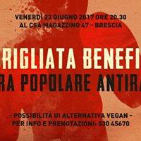 2306 Grigliata benefit Palestra Popolare Antirazzista Brescia