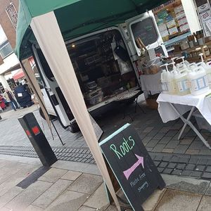 Plastic Free Shopping - Stafford Outdoor Market