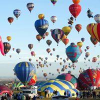 Travel Club Hot Air Balloon Festival