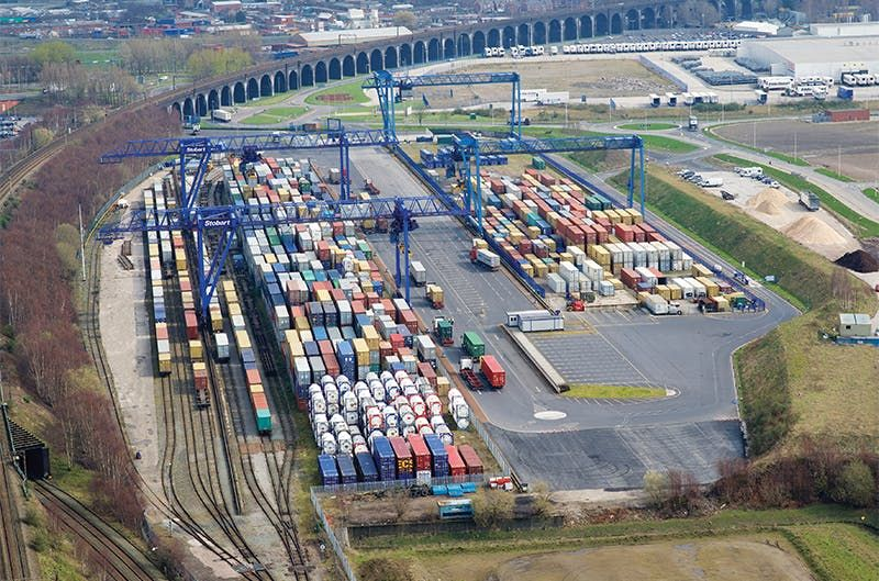 GPF Executive Workshop on Inland Container Depots  Operations and Planning October 22-23 2018 Singapore
