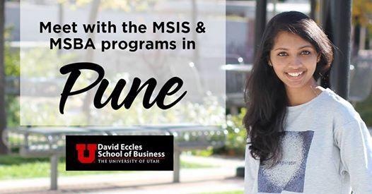 MSIS & MSBA Information Session
