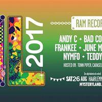 RAM Records x Mysteryland 2017