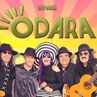 ODARA (Tributo a Novos Baianos) Stone Pub