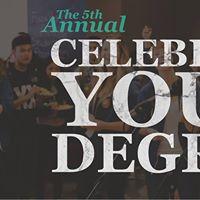 5th Annual Celebrate Your Degree Arts Gala