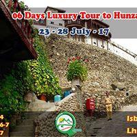 06 Days Luxury Tour to Hunza &amp Khunjrab Paas